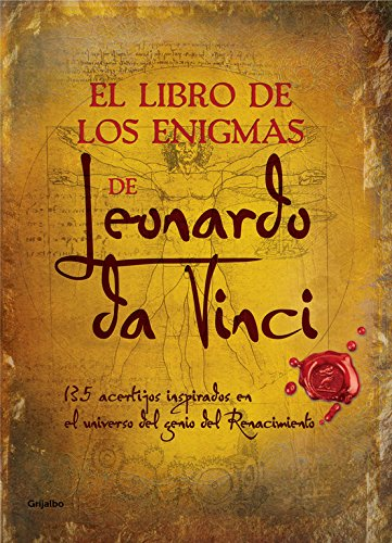 Libro De Los Enigmas De Leonardo Da Vinci / The Book of The Mysteries of Leonardo Da Vinci (Spanish Edition)