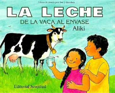 LA leche de la vaca al envase/ Milk from the cow to the carton