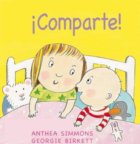 Comparte! (Spanish Edition)