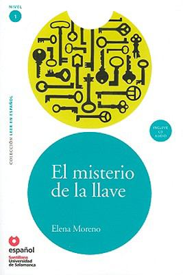 El Misterio de La Llave (the Mistery of the Key) with CD (Audio)
