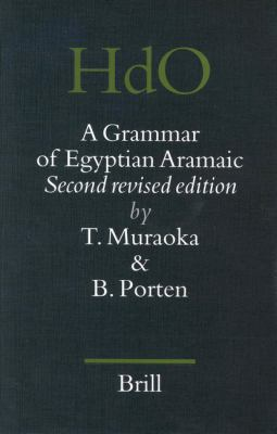 Grammar of Egyptian Aramaic