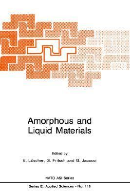 Amorphous and Liquid Materials
