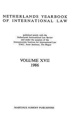 Netherlands Yearbook of International Law, 1986
