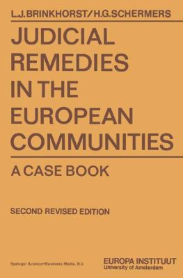 Judicial Remedies in the European Communities