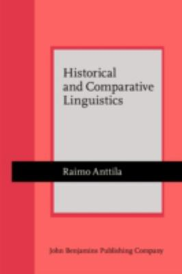 Historical and Comparative Linguistics
