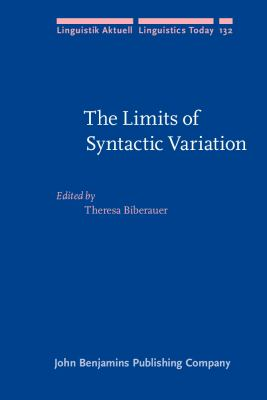 The Limits of Syntactic Variation