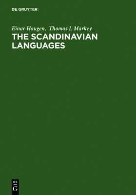 Scandinavian Languages : Fifty Years of Linguistic Research (1918-1968)