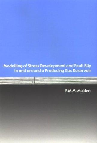 Modelling of Stress Development and Fault Slip in and around a Producing Gas Reservoir
