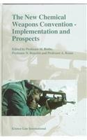 The New Chemical Weapons Convention--Implementation and Prospectus