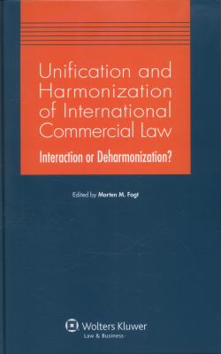 Unification Harmonization Intl Commercial Law : Interaction Deharm