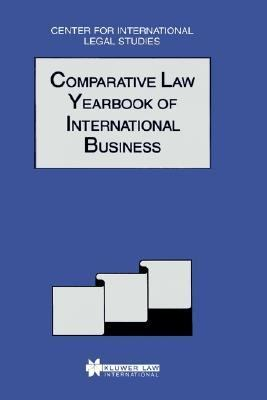 Comparative Law Yearbook of International Business 2002