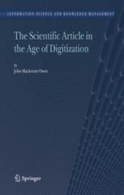 Scientific Article in the Age of Digitization