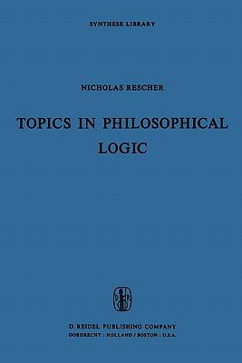 Topics in Philosophical Logic