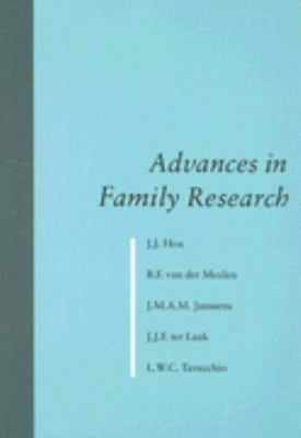 Advances in Family Research
