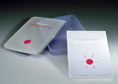 Tupperware Transparent
