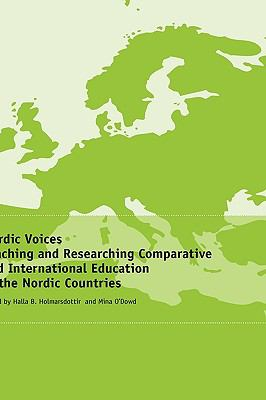Nordic Voices: Teaching and Researching Comparative and International Education in the Nordic Countries