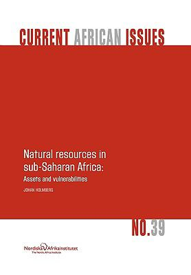 Natural Resources in Sub-Saharan Africa: Assets and Vulnerabilities - Holmberg, Johan pdf epub
