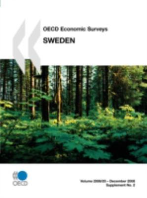 OECD Economic Surveys: Sweden: 2008 - Organisation for Economic Co-operation and Development Staff pdf epub