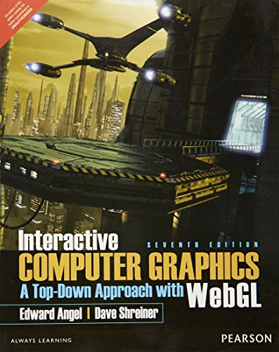 Interactive Computer Graphics with WebGL