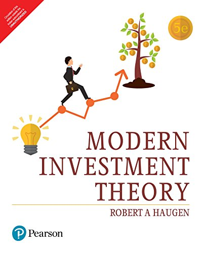 Modern Investment Theory 5Th Edition