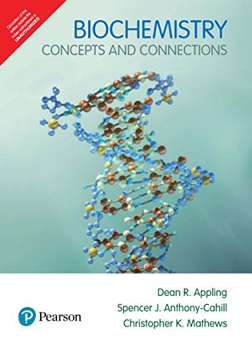 Biochemistry : Concepts And Connections