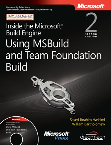 Using MSbuild and Team Foundation Build: Inside the Microsoft Build Engine