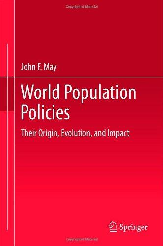 World Population Policies: Their Origin, Evolution, and Impact