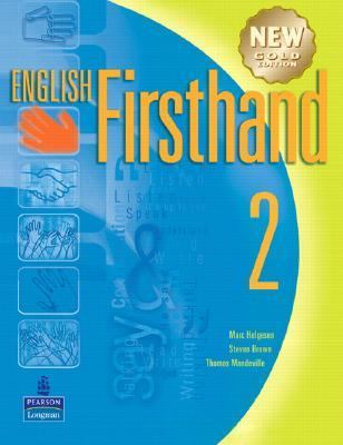 English Firsthand 2 Student Book