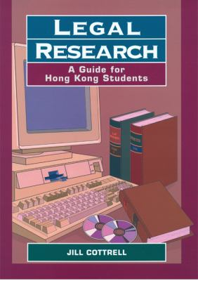 Legal Research A Guide for Hong Kong Students