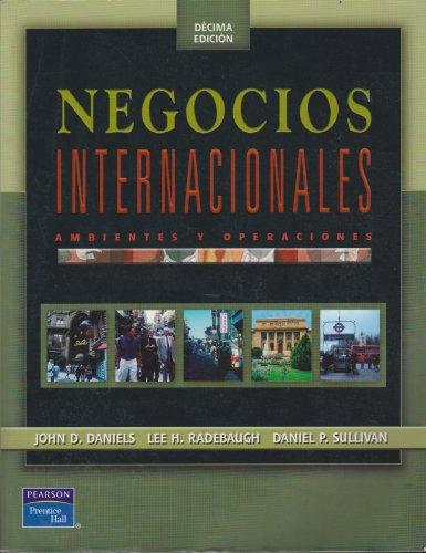 International Business (Spanish Translation) (10th Edition)