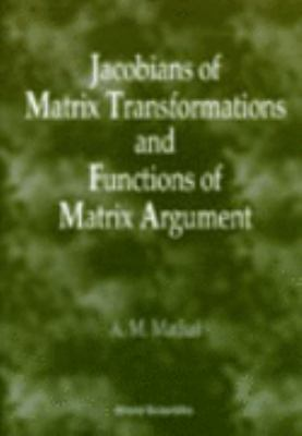 Jacobians of Matrix Transformation and Functions of Matrix Argument