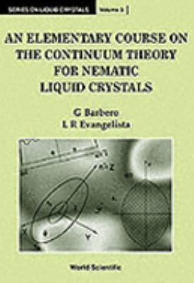 Elementary Course on the Continuum Theory for Nematic Liquid Crystals