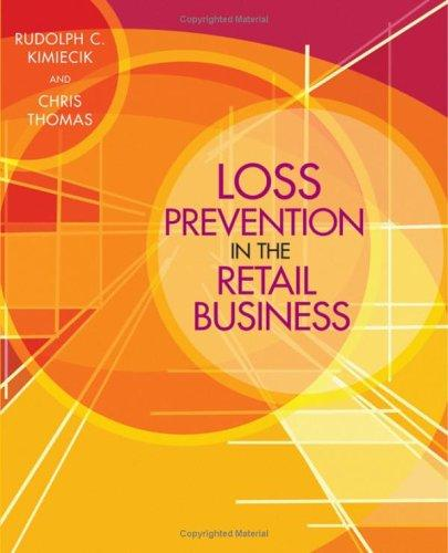 Loss Prevention in the Retail Business