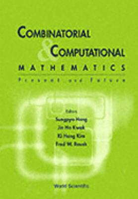 Combinatorial & Computational Mathematics Present and Future  Pohang, the Republic of Korea 15-17 February 2000