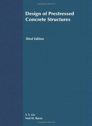 Design of Prestressed Concrete Structures