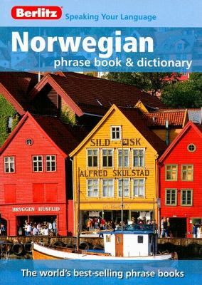 Norwegian Berlitz Phrase Book
