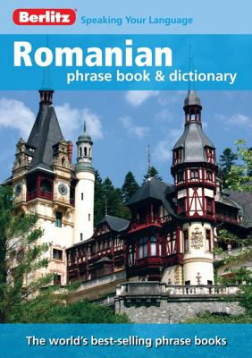 Berlitz Romanian Phrase Book & Dictionary