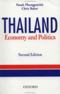 Thailand Economy and Politics