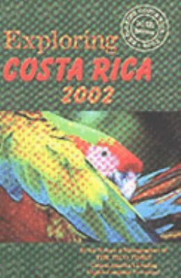 Exploring Costa Rica 2002 - Penton Overseas Inc - Paperback - 10TH