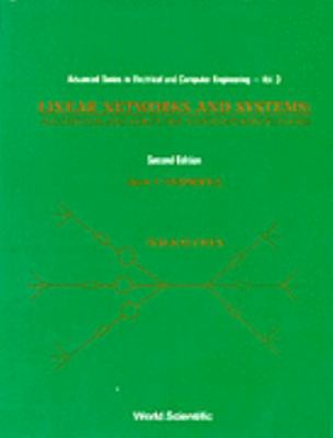 Linear Networks and Systems Algorithms and Computer Aided Implementations