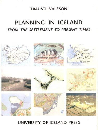 Planning in Iceland: From the Settlement to Present Times (None)