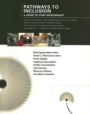 Pathways to Inclusion A Guide to Staff Development  The ETAI project
