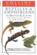 Reptiles and Amphibians of Britain & Europe (Collins Field Guide)
