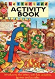 Letterland Activity Book: Red, Book 1