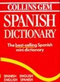 Collins Gem Spanish Dictionary - Harper Collins