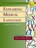 Exploring Medical Language - Textbook Only