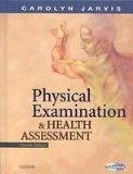Physical Examination & Health Assessment- Text Only