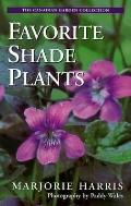 Favorite Shade Plants