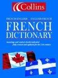 Collins French-English Dictionary : Canadian Edition