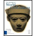 Heritage of World Civilization : Teaching and Learning Classroom Edition Volume 1 - Textbook...